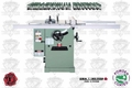 General Woodworking Machinery 650-T50-M2M Tilting Arbor Table Saw