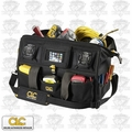 "Custom Leathercraft A233 18"" Tech Gear Speaker Mega Mouth Tool Bag"