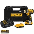 "DeWalt DCD795D2 Lithium Ion Brushless Compact 1/2"" Hammerdrill Kit"