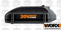 Worx WA3520 Worx GT Lithium-Ion Replacement Battery