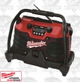 Milwaukee 49-24-0280 Portable Job Site Radio