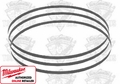 Milwaukee 48-39-0529 18 TPI Compact Portable Band Saw Blade
