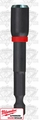 "Milwaukee 49-66-4532 1/4"" x 2-9/16"" ShockwaveTM Magnetic Nut Driver"