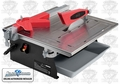 "Lackmond WTS550 ""The Beast"" Bench Top Wet Tile Saw"