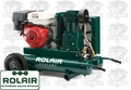 Rolair 7722HK28 Portable Gasoline Powered Air Compressor