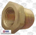 Coilhose B20402 Brass Hex Reducer Bushing