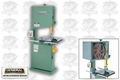 General Woodworking Machinery 90-260 M1 Wood Cutting Band Saw
