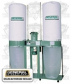 General Woodworking Machinery 10-510 M1 Dust Collector