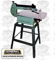 General Woodworking Machinery EX-21 S Tilting Body Scroll Saw