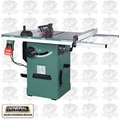 General Woodworking Machinery 50-200RM1 Left Tilt Hybrid Cabinet Saw