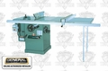 General Woodworking Machinery 650-T50-M25M Tilting Arbor Cabinet Saw