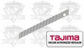 Tajima LCB-65 B Utility Knife Replacement Blade