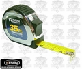 Keson PG1835 Powerglide 35 Nylon-Coated Steel Tape Measure