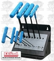 Eklind 64811 T-Handle Ball End Hex Wrench Set