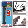 Eklind 20511 Folding Hex Key Set
