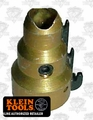 "Klein 19352 1/2"", 3/4"" & 1"" Thin Wall Conduit Reamer"