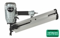 Hitachi NR90AEPR 21 Deg. Full Round Head Framing Nailer
