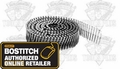 "Bostitch CR4DSS 1-1/2"" Smooth Shank 15° Coil Roofing Nails"