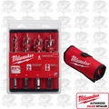 "Milwaukee 48-13-4000 6"" length Ship Auger Bit Set"