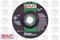 Sait 22025 Masonry Cut-Off Wheel