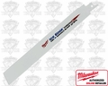 "Milwaukee 48-00-4782 Ice Hardened ""The Torch"" Sawzall Blades"