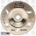 Roto Zip XW-TILE1 RotoZip Tile Cutting XWHEEL