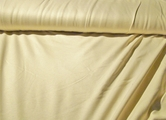 Ivory Pure Cotton Double Knit Fabric #NV-199