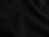 Dark Navy Lightweight Wool Fabric # 3F-215