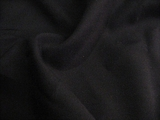 Dark Navy Soft Worsted Wool Dress Fabric UU-424
