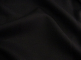 Dark Navy Worsted Wool Gabardine Fabric UU-410