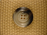 Designer 4 hole Buttons 1 1/8 inches Multi Gray #Bpiece-131