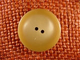 Designer 2 hole Buttons 1 3/8 inch Tan #Bpiece-182