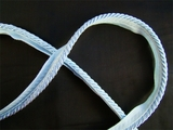 "Italian 1/4"" Light Blue Twisted Lip Cord Trim LT-119"