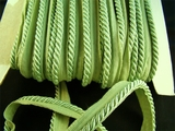 "Italian 1/4"" Mint Twisted Lip Cord LT-150"