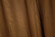 Super Soft Taupe Brown 4 way Stretch Cotton Knit #NV-309