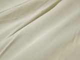 Pure Cotton Natural White Corduroy Fabric #NV-141