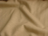 French Beige Super Quality European Cotton Linen Knit Fabric # NV-74