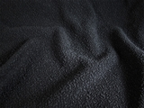 Dark Grey Blue Novelty Knit Fabric #-3F-444