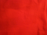Red Washable Super Quality Double Knit Fabric # 3F-460