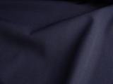 Navy Wool Gabardine Fabric #3F-143