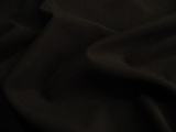 Black Wool Blend Suiting Fabric # 3F-261
