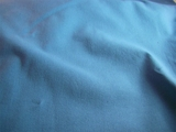 Medium Blue Twill Weave Pants Fabric # K-60
