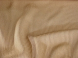 Light Brown Crinkle Rayon Fabric #02-NV-44