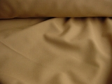 Khaki Washable Wool Fabric #WL-213