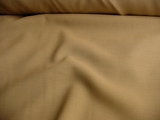 Khaki Washable Wool Fabric # WL-233