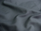 Grey Blue Worsted Wool Fabric # WL-135