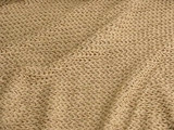 Dark Beige Novelty Knit Fabric #K-702