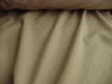 Taupe Beige Washable Worsted Wool Fabric # WL-202