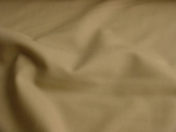 French Beige Stretch Wool Fabric #WL-413