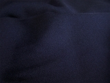 Navy Crepe Fabric #-3F-484
